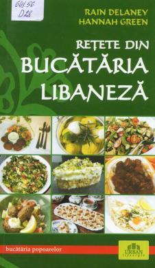 bucataria libaneza