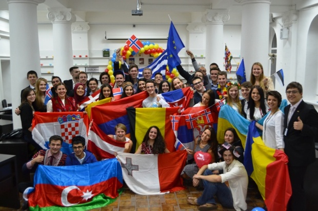 Global Village - all participants