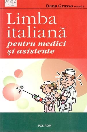 Limba italiana pt medici si asistente
