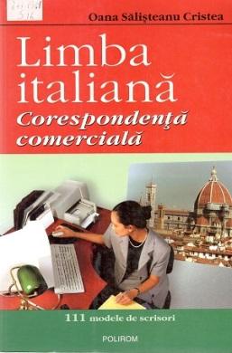Oana Saliste_Limba italiana. Corespondenta comerciala