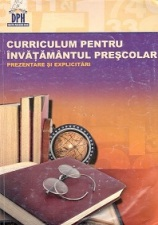 curriculuim pt invatamint prescolar