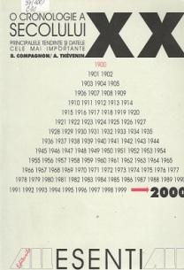 Cronologia secolului XX
