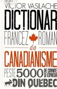 Dictionar d canadianisme