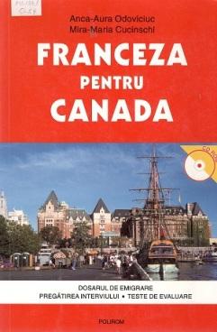 franceza pt Canada