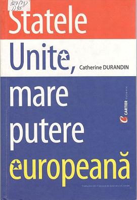 Statele Unite, mare putere europeana