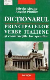 Aioane_Dictionarul principalelor verbe ital.
