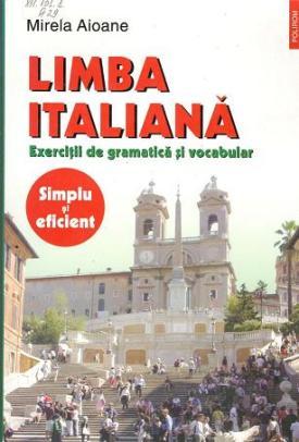 Aioane_Limba italiana