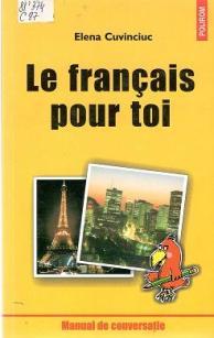 Cuvinciuc_Le francais pour toi