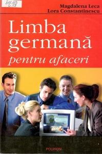 Leca_limba germana pentru afaceri
