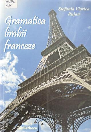 Rujan_GRamatica lb franceze