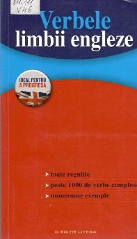verbele limbii engleze