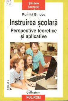 Romita Iucu_Instruirea scolara