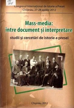 mass-media intre document si interpretare