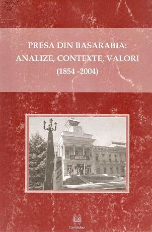 Presa din Basarabia