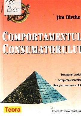 Blythe_Comportamentul consumatorului