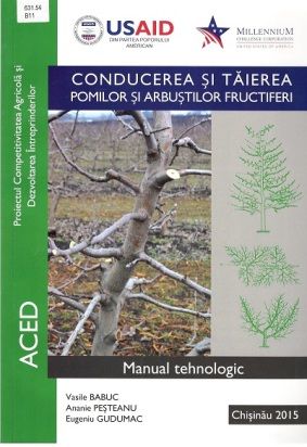 conducerea si taierea pomilor si arbustilor fructiferi