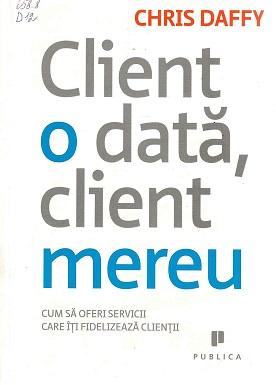 Daffy_Client o dată, client mereu
