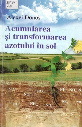 Donos Alexei_Acumularea si transformarea azotului in sol
