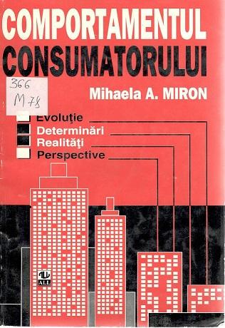 Miron_Comportamentul consumatorului
