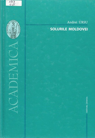 Ursu Andrei _ Solurile Moldovei