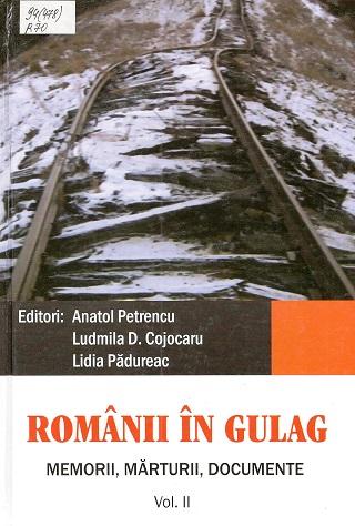 romanii in Gulag