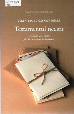 Bicec-Zanardeli_Testamentul necitit