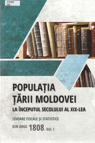 POpulatia Tarii Moldovei
