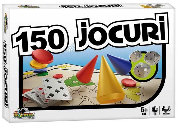 150 de jocuri