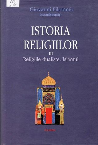 Istoria religiilor 3