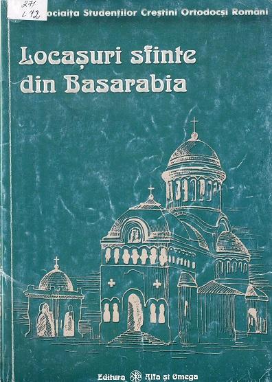 Locasuri sfinte din Basarabia